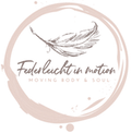federleicht-in-motion.com Logo
